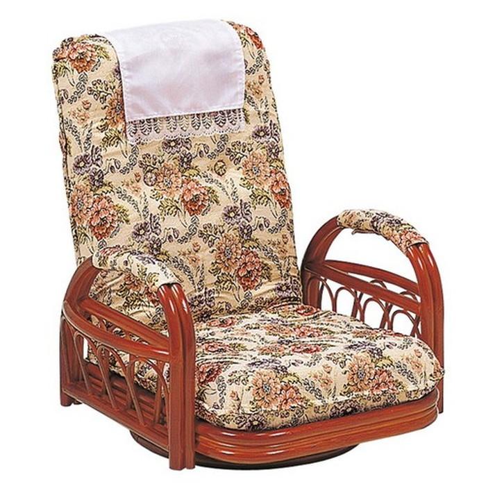 RATTAN CHAIR ギア回転座椅子 RZ-921 hag-3678291s1 北欧 送料無料 クーポン プレゼント 通販 NP 後払い 新生活 オススメ %off ジェンコ 北欧 モダン インテリア ナチュラル テイスト イス オフィス デスクチェア