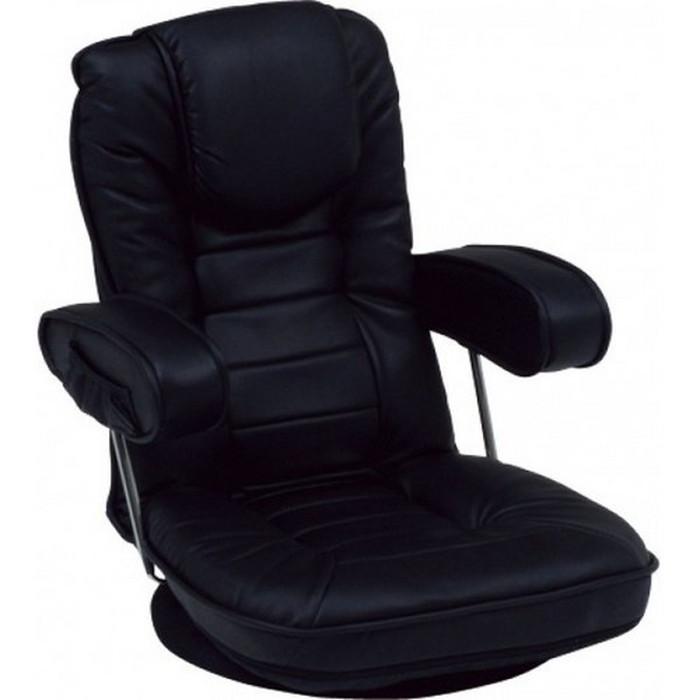 FLOOR CHAIR 座椅子 LZ-1081 ブラック hag-4183583s1送料無料 北欧 モダン 家具 インテリア ナチュラル テイスト 新生活 オススメ おしゃれ 後払い イス オフィス デスクチェア