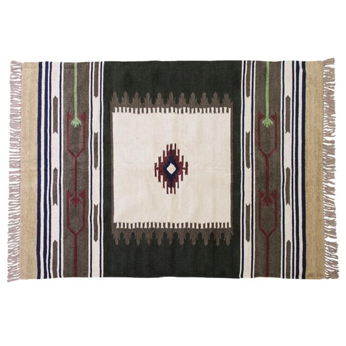 キリムラグ az-ttr-106a 北欧 送料無料 クーポン プレゼント 通販 NP 後払い 新生活 オススメ %off ジェンコ 北欧 モダン インテリア ナチュラル テイスト マット 絨毯 ラグ カーペット リビング