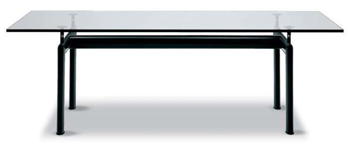 ル・コルビジェ LC6 ターブチューブダビオン 225cm幅 ダイニングテーブル in-inv0001-014 北欧 送料無料 クーポン プレゼント 通販 NP 後払い 新生活 オススメ %off ジェンコ 北欧 モダン インテリア ナチュラル テイスト ダイニング ナチュラルテイスト