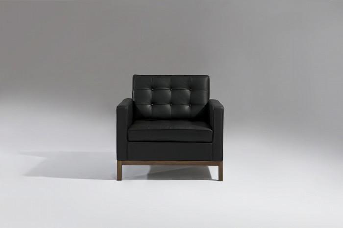【保証付き】9173 ソファ 1p スタンダードレザー ウォールナット kaw-sf9173aslwal送料無料 北欧 モダン 家具 インテリア ナチュラル テイスト 新生活 オススメ おしゃれ 後払い ソファ sofa