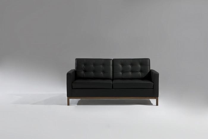 【保証付き】9173 ソファ 2p ファブリックB ウォールナット kaw-sf9173bfbwal送料無料 北欧 モダン 家具 インテリア ナチュラル テイスト 新生活 オススメ おしゃれ 後払い ソファ sofa