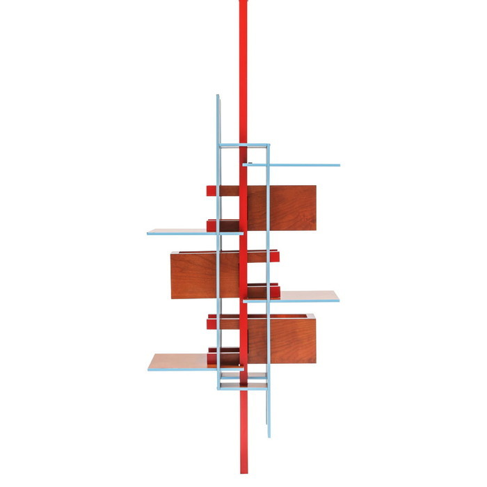 フランク・ロイド・ライト タリアセン ペンダントライト Sサイズ チェリーブラウン tim-000537送料無料 北欧 モダン 家具 インテリア ナチュラル テイスト 新生活 オススメ おしゃれ 後払い ライト 照明 フロア スタンド