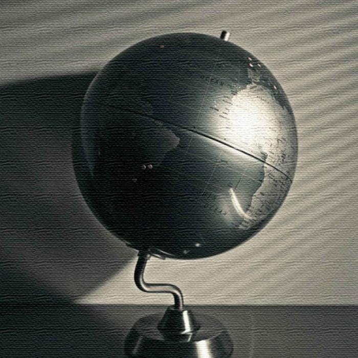 秦義之 ファブリックパネル 地球儀 アートパネル Yoshiyuki Hata XLサイズ 100cm×100cm lib-4122301s9 北欧 送料無料 クーポン プレゼント 通販 NP 後払い 新生活 オススメ %off ジェンコ 北欧 モダン インテリア ナチュラル テイスト 雑貨