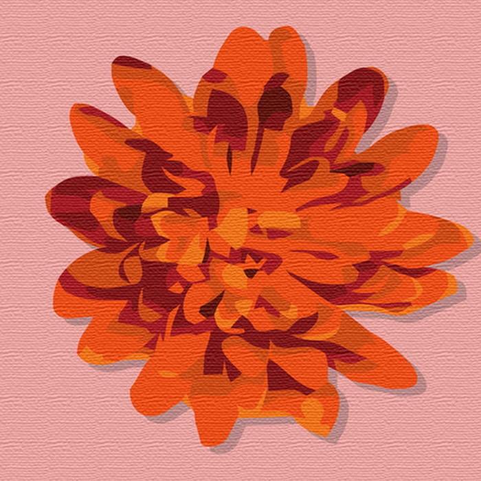 花モチーフ ファブリックパネル アートパネル FLOWER XLサイズ 100cm×100cm lib-4122470s4 北欧 送料無料 クーポン プレゼント 通販 NP 後払い 新生活 オススメ %off ジェンコ 北欧 モダン インテリア ナチュラル テイスト 雑貨
