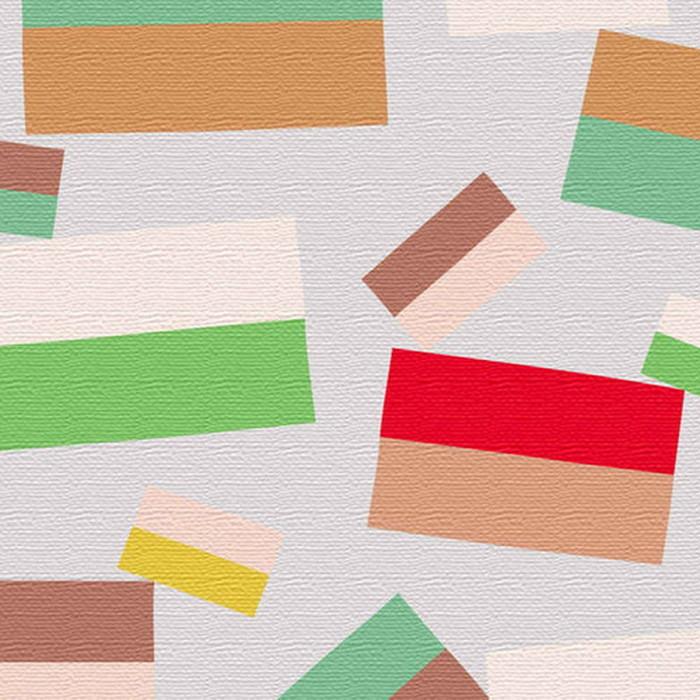モダン ファブリックパネル アートパネル MODERN XLサイズ 100cm×100cm lib-4122750s4 北欧 送料無料 クーポン プレゼント 通販 NP 後払い 新生活 オススメ %off ジェンコ 北欧 モダン インテリア ナチュラル テイスト 雑貨