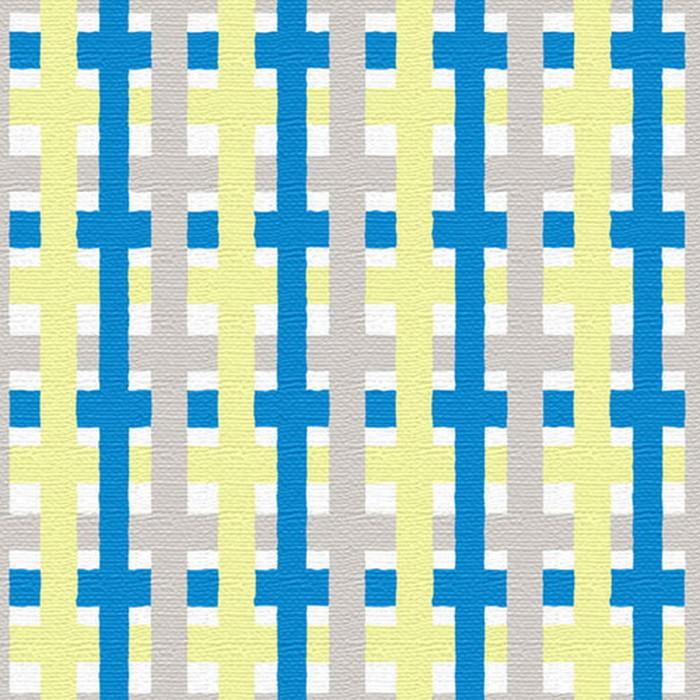 チェック ファブリックパネル アートパネル SIMPLE XLサイズ 100cm×100cm lib-4122753s4 北欧 送料無料 クーポン プレゼント 通販 NP 後払い 新生活 オススメ %off ジェンコ 北欧 モダン インテリア ナチュラル テイスト 雑貨