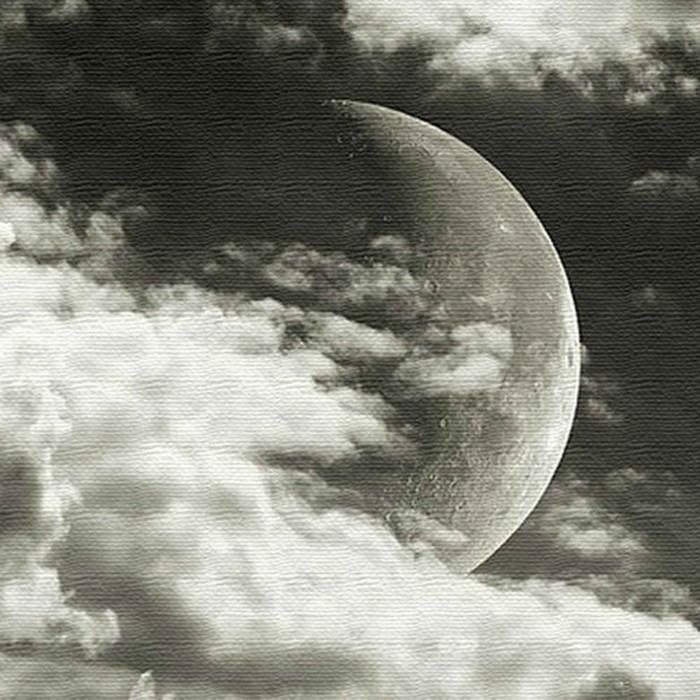 月 写真 インテリアパネル アートパネル PHOTO XLサイズ 100cm×100cm lib-4122854s4送料無料 北欧 モダン 家具 インテリア ナチュラル テイスト 新生活 オススメ おしゃれ 後払い 雑貨