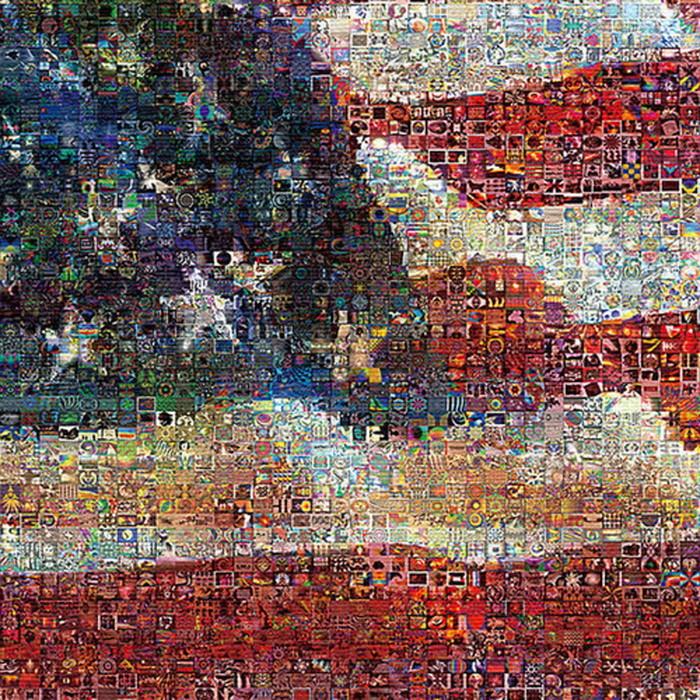星条旗 インテリアパネル アートパネル AMERICAN XLサイズ 100cm×100cm lib-4122864s4 北欧 送料無料 クーポン プレゼント 通販 NP 後払い 新生活 オススメ %off ジェンコ 北欧 モダン インテリア ナチュラル テイスト 雑貨