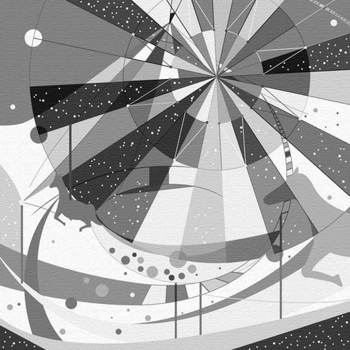 拒絶の気配 ファブリックパネル tkb-0015 アートパネル アートデリ XLサイズ 100cm×100cm lib-4992619s4送料無料 北欧 モダン 家具 インテリア ナチュラル テイスト 新生活 オススメ おしゃれ 後払い 雑貨