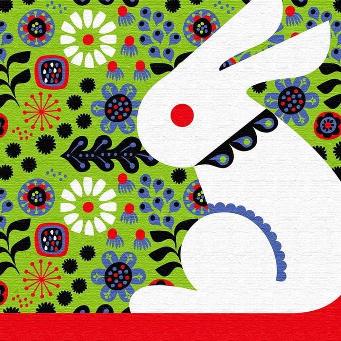 Kinpro design ファブリックパネル 北欧 アートパネル 北欧 XLサイズ 100cm×100cm lib-5109068s4 北欧 送料無料 クーポン プレゼント 通販 NP 後払い 新生活 オススメ %off ジェンコ 北欧 モダン インテリア ナチュラル テイスト 雑貨