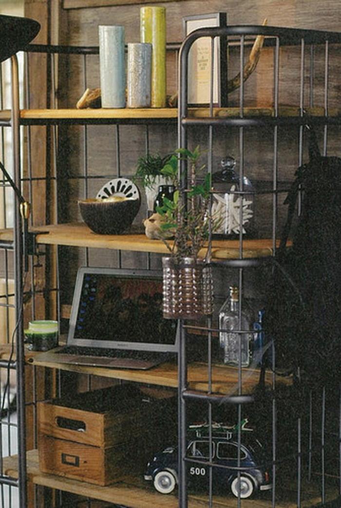 古材家具 マランラック風 アンティーク ブルックリンスタイル 1点 sun-5231457s1送料無料 北欧 モダン 家具 インテリア ナチュラル テイスト 新生活 オススメ おしゃれ 後払い 収納 棚 ラック シェルフ ディスプレイラック キャビネット 見せる