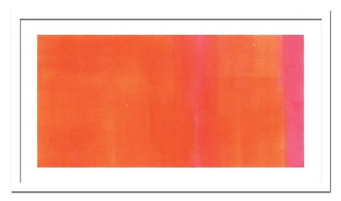 インテリアアート Stahli Susanne Orange-Magenta 2005 ヒモ付 AB-10678 kar-3097077s1 北欧 送料無料 クーポン プレゼント 通販 NP 後払い 新生活 オススメ %off ジェンコ 北欧 モダン インテリア ナチュラル テイスト 雑貨