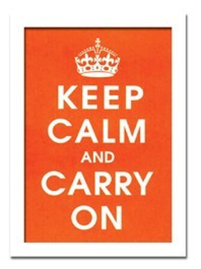 インテリアアート Vintage Reproduction Keep Calm orange ヒモ付 AN-10609 kar-3097122s1 北欧 送料無料 クーポン プレゼント 通販 NP 後払い 新生活 オススメ %off ジェンコ 北欧 モダン インテリア ナチュラル テイスト 雑貨