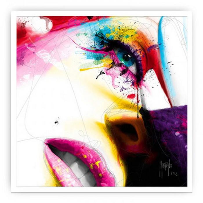 インテリアアート Murciano Patrice Sensual Colors ヒモ付 AP-10003 kar-6261427s1送料無料 北欧 モダン 家具 インテリア ナチュラル テイスト 新生活 オススメ おしゃれ 後払い 雑貨