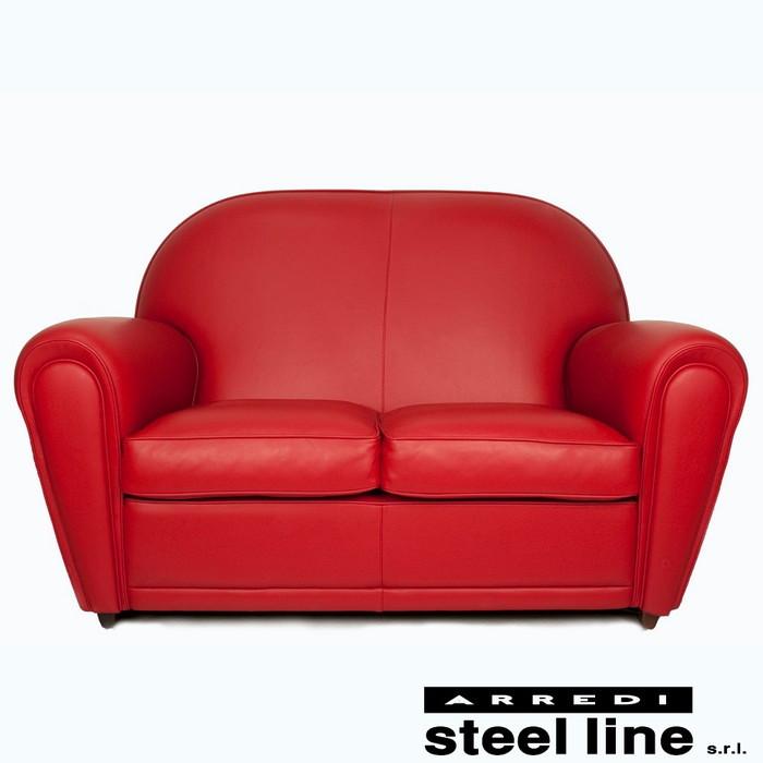 ヴァニティーフェア2P レザー イタリア製 stl-ds12送料無料 北欧 モダン 家具 インテリア ナチュラル テイスト 新生活 オススメ おしゃれ 後払い ソファ sofa