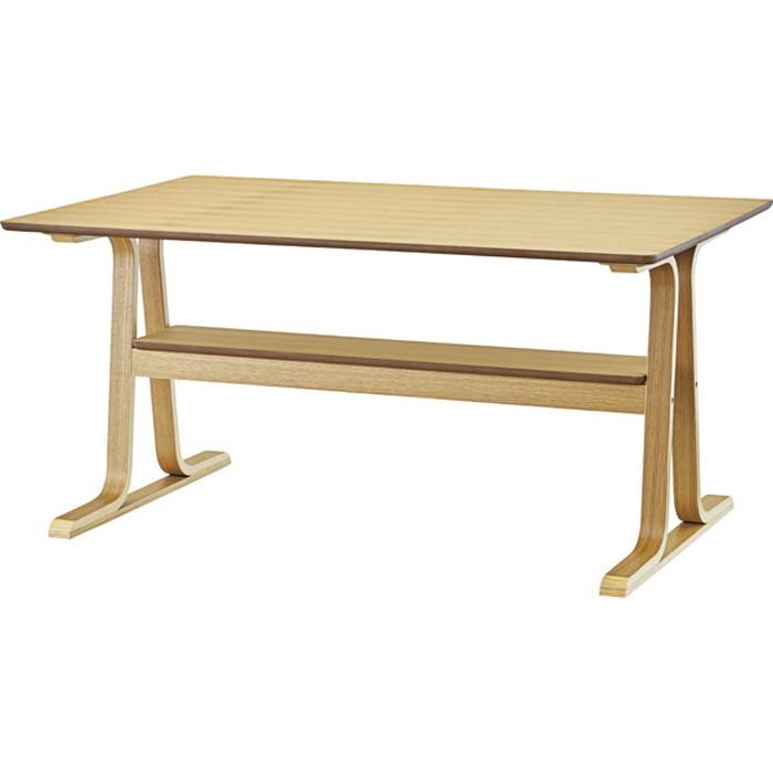 ダイニングテーブル W130センチ az-vet-333tna送料無料 北欧 モダン 家具 インテリア ナチュラル テイスト 新生活 オススメ おしゃれ 後払い ダイニング ナチュラルテイスト
