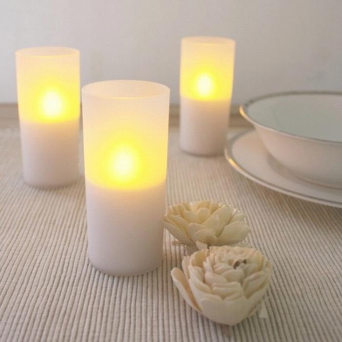 キャンドルライト クオーレ LED キャンドル 電池式 6個セット Cuore candle lamp di-la5355fr送料無料 北欧 モダン 家具 インテリア ナチュラル テイスト 新生活 オススメ おしゃれ 後払い ライト 照明 フロア スタンド