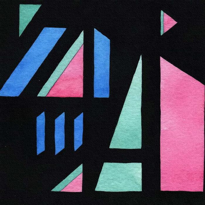 幾何学模様 アートパネル popa-1903-037 XLサイズ 100cm×100cm lib-6799590s4送料無料 北欧 モダン 家具 インテリア ナチュラル テイスト 新生活 オススメ おしゃれ 後払い 雑貨
