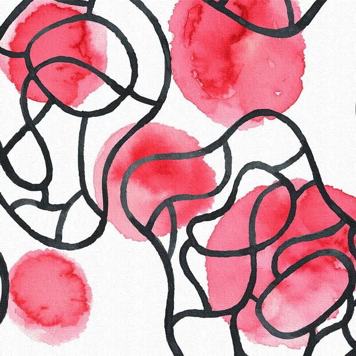 幾何学模様 アートパネル popa-1903-046 XLサイズ 100cm×100cm lib-6799599s4送料無料 北欧 モダン 家具 インテリア ナチュラル テイスト 新生活 オススメ おしゃれ 後払い 雑貨
