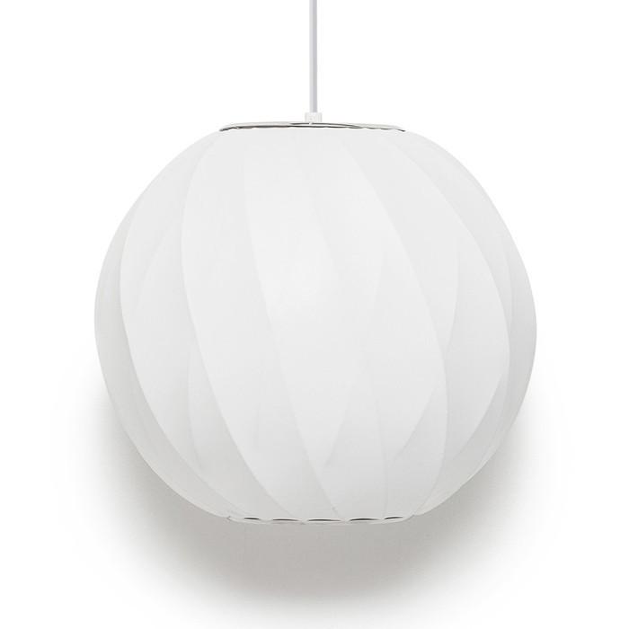 ジョージ・ネルソン バブルランプ Ball Crisscross Lamp Sサイズ tim-000689送料無料 北欧 モダン 家具 インテリア ナチュラル テイスト 新生活 オススメ おしゃれ 後払い ライト 照明 フロア スタンド