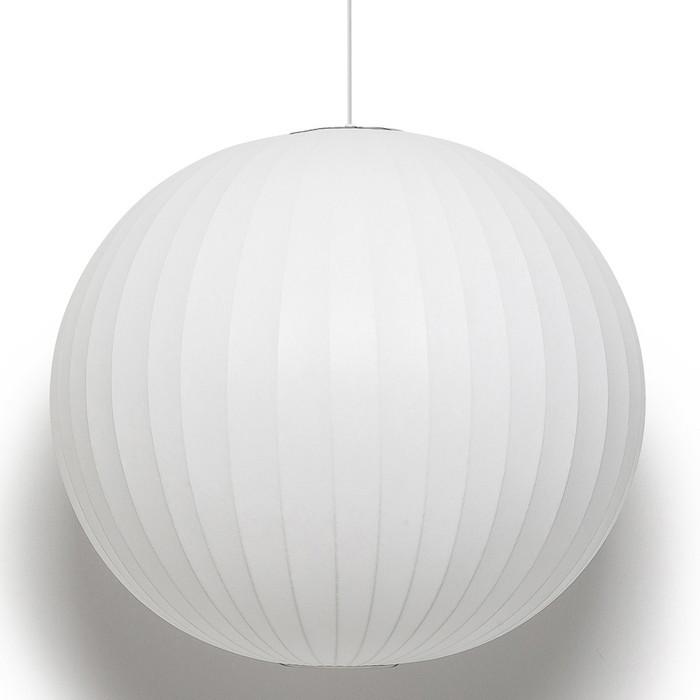 ジョージネルソン バブルランプ ペンダントライト Ball Lamp Lサイズ tim-000688送料無料 北欧 モダン 家具 インテリア ナチュラル テイスト 新生活 オススメ おしゃれ 後払い ライト 照明 フロア スタンド