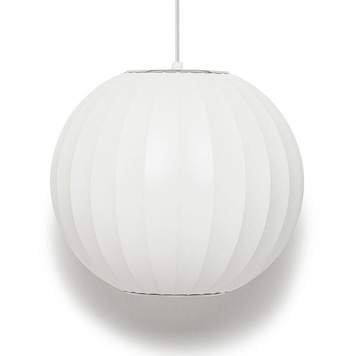 ジョージ・ネルソン ペンダントライト バブルランプ Ball Lamp Sサイズ tim-000686送料無料 北欧 モダン 家具 インテリア ナチュラル テイスト 新生活 オススメ おしゃれ 後払い ライト 照明 フロア スタンド