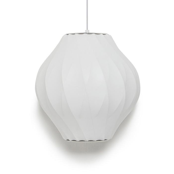 ジョージ・ネルソン ペンダントライト バブルランプ Pear Crisscross Lamp Sサイズ tim-000681送料無料 北欧 モダン 家具 インテリア ナチュラル テイスト 新生活 オススメ おしゃれ 後払い ライト 照明 フロア スタンド
