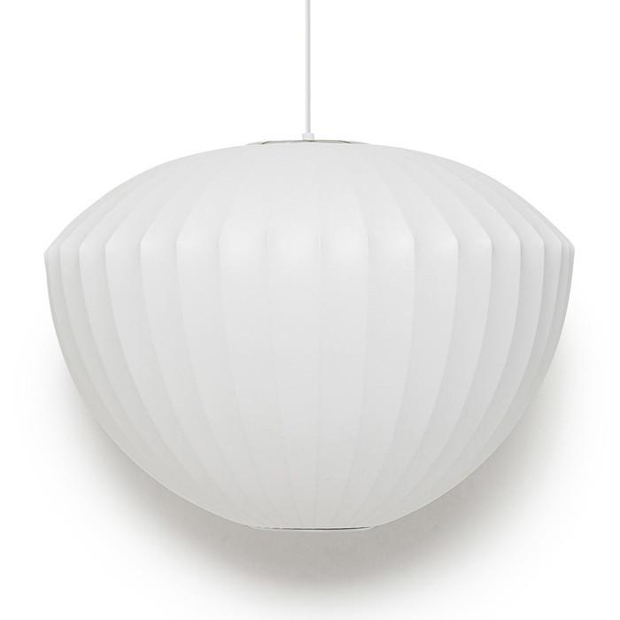 ジョージ・ネルソン ペンダントライト バブルランプ Apple Lamp tim-000676送料無料 北欧 モダン 家具 インテリア ナチュラル テイスト 新生活 オススメ おしゃれ 後払い ライト 照明 フロア スタンド