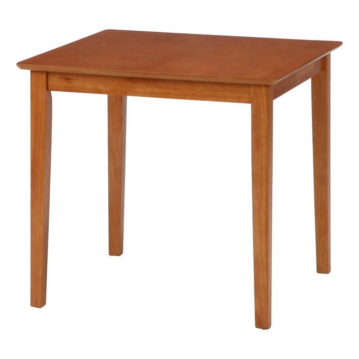 ダイニングテーブル スノア 75×75 L ブラウン SONOA fj-98859送料無料 北欧 モダン 家具 インテリア ナチュラル テイスト 新生活 オススメ おしゃれ 後払い ダイニング ナチュラルテイスト
