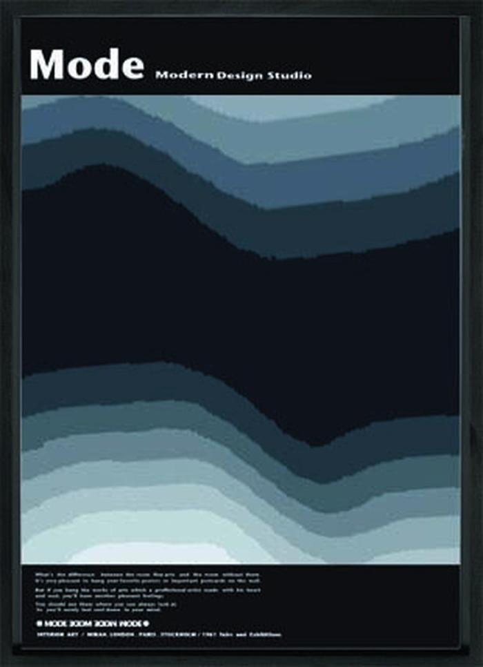 アートフレーム モダンアート Modern Design Studio 530x730x30mm IMD-11100 bic-6942307s1送料無料 北欧 モダン 家具 インテリア ナチュラル テイスト 新生活 オススメ おしゃれ 後払い 雑貨