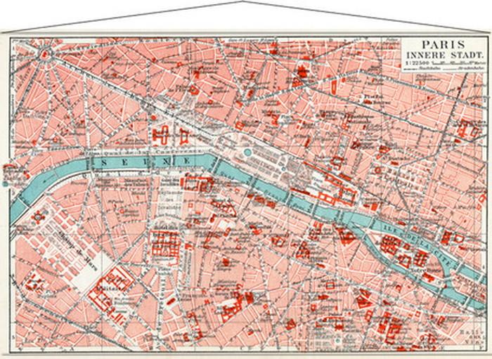 タペストリー パリ マップ TAPESTRY PARIS MAP 1520x1000x10mm IPM-52895 bic-7085239s1送料無料 北欧 モダン 家具 インテリア ナチュラル テイスト 新生活 オススメ おしゃれ 後払い 雑貨
