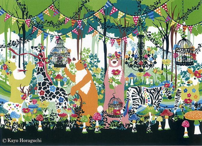 キャンバスパネル Art Panel Kayo Horaguchi Nextday 1 800x600x40mm ZKH-52553 bic-7184414s1送料無料 北欧 モダン 家具 インテリア ナチュラル テイスト 新生活 オススメ おしゃれ 後払い 雑貨