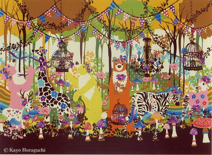 キャンバスパネル Art Panel Kayo Horaguchi Nextday 2 800x600x40mm ZKH-52554 bic-7184415s1送料無料 北欧 モダン 家具 インテリア ナチュラル テイスト 新生活 オススメ おしゃれ 後払い 雑貨