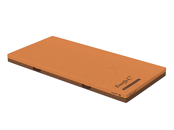 電動 介護ベッド用マット パラマウントエバーフィットC3マットレス(通気)100cm幅レギュラー KE-611TQパラマウントベッド 【代引き不可】