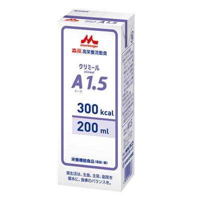 森永 クリニコA1.5 紙パック 流動食200ml(300kcal)×30個バニラ風味 経管栄養 エース