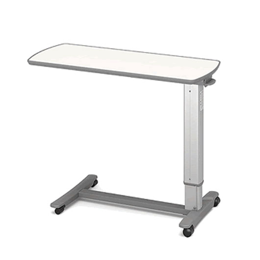 介護ベッド用サイドテーブルガススプリング式ベッドサイドテーブルKF1920 KF-1920パラマウントベッド 楽匠Z対応送料無料 代引き不可