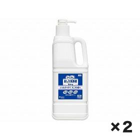 ユニチャーム 業務用 Gライフリ-おしり洗浄液Neo本体 1750ml 1ケース(2個)