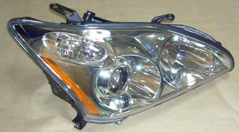ハリアー LEXUS RX330,350,400h USAヘッドランプ ディスチャージ【送料無料】
