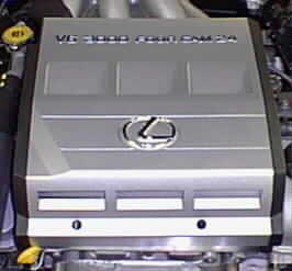 ウインダム LEXUS ES300 MCV20 Vバンクカバー