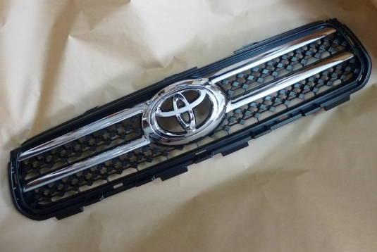 トヨタ RAV4(ACA3#)フロントメッキグリルM/C前