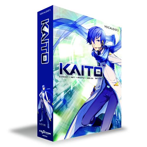 【キャッシュレス5%還元】クリプトン VOCALOID KAITO V3【KK9N0D18P】