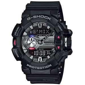 【キャッシュレス5%還元】カシオ 腕時計 G-SHOCK G'MIX GBA-400-1AJF Bluetooth SMART対応モデル【KK9N0D18P】