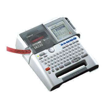 CR-67099 キングジム ラベルライター テプラ PRO SR530【smtb-k】【ky】【KK9N0D18P】