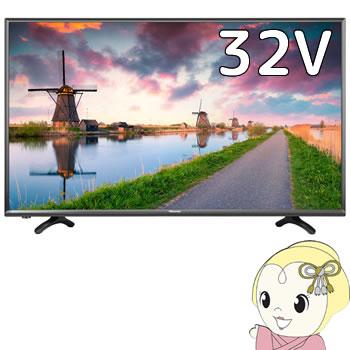 HJ32K3121 ハイセンス 32V型 ハイビジョン液晶TV (外付けHDD録画対応)【smtb-k】【ky】【KK9N0D18P】