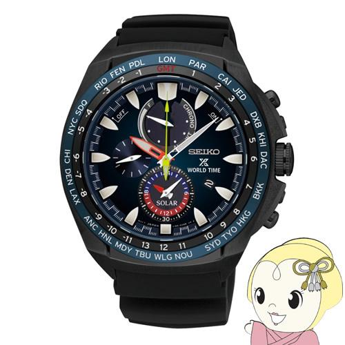 【キャッシュレス5%還元】【あす楽】在庫処分 【逆輸入品】 SEIKO ソーラー 腕時計 PROSPEX プロスペックス SSC551P1【KK9N0D18P】