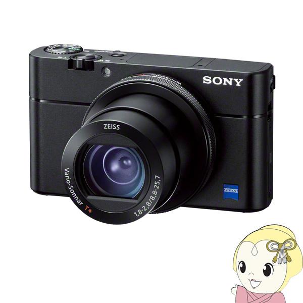 ソニー デジタルカメラ Cyber-shot DSC-RX100M5A【KK9N0D18P】