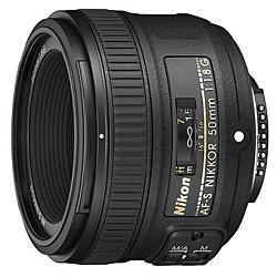ニコン 単焦点レンズ ニコンFマウント系 AF-S NIKKOR 50mm f/1.8G【KK9N0D18P】