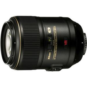 ニコン 単焦点レンズ AF-S VR Micro-Nikkor 105mm f/2.8G IF-ED 焦点距離:105mm 対応マウント:ニコンFマウント系【KK9N0D18P】