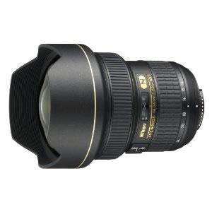ニコン 広角ズームレンズ AF-S NIKKOR 14-24mm f/2.8G ED 焦点距離:14~24mm 対応マウント:ニコンFマウント系【KK9N0D18P】